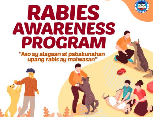 PVET urged the pet owners to submit dogs for anti-rabies vaccination